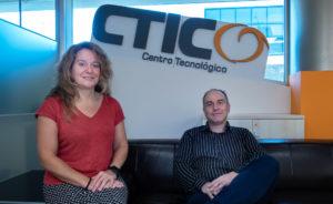 Carmen Bouzas y Javier Orozco: «Será una herramienta muy fácil de utilizar»