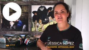 Jéssica López: «Innoquesar nos va a facilitar mucho las cosas»