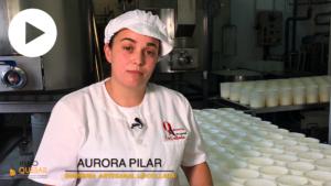 Aurora Pilar: «Innoquesar va a facilitar la labor a los trabajadores del sector quesero»
